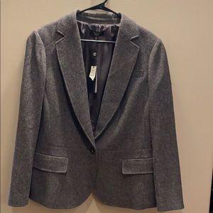 Talbots woman Kate fit wool jacket sz 22W NWT
